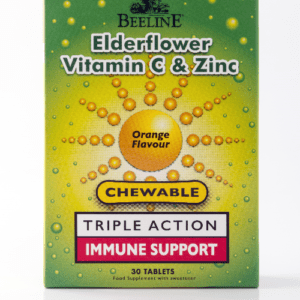 Beeline elderflower chewable tablets
