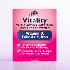 vitality tablets