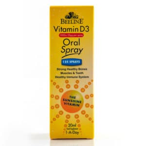 Vitamin D3 Oral Spray