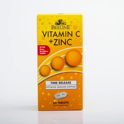 Vitamin C and Zinc