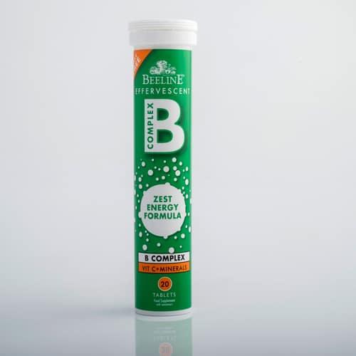 B Complex Vitamin C Minerals