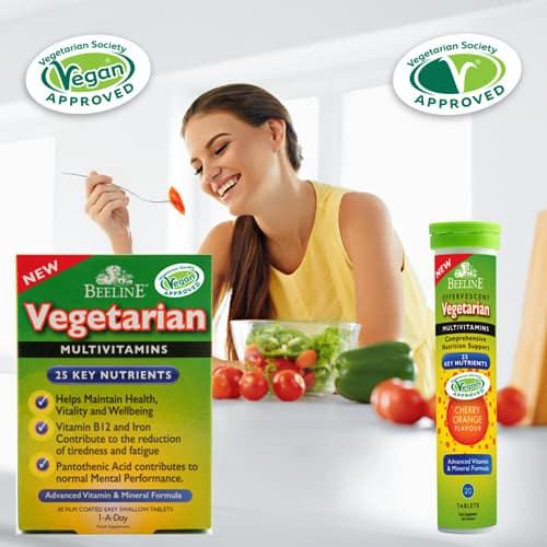 Tips for healthy vegetarian, vegan or flexitarian diet