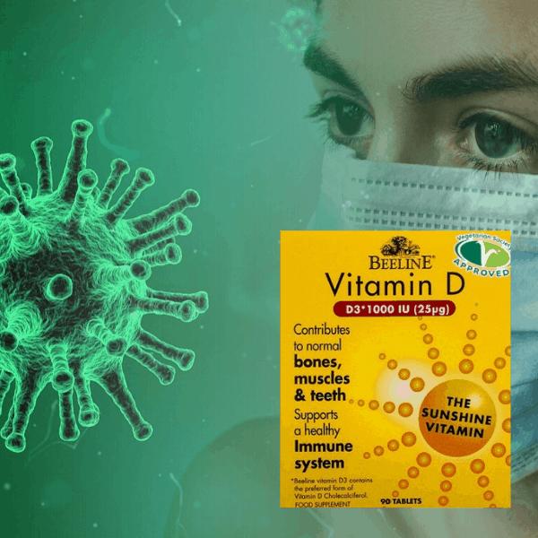 Coronavirus – The Importance of Vitamin D Supplement