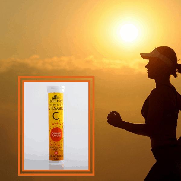 Vitamin C Muscle Mass