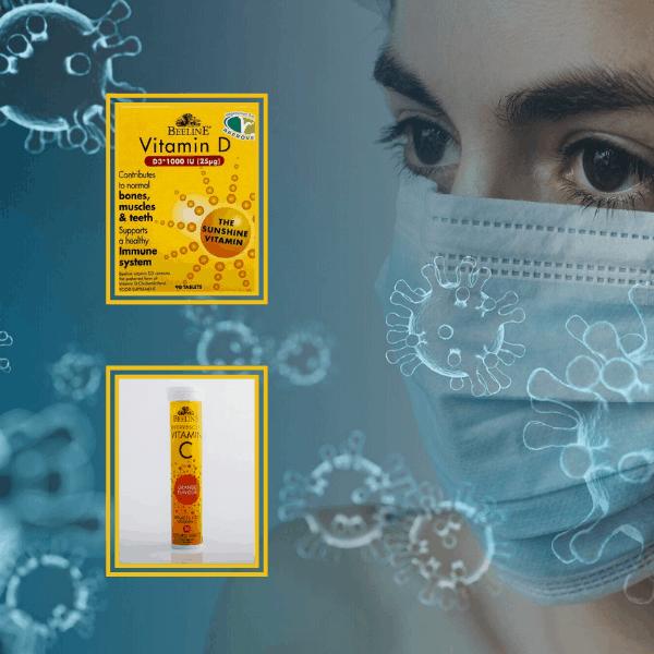 Nutrition and Supplements Coronavirus