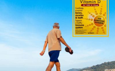 Vitamin D Advice Over 65s
