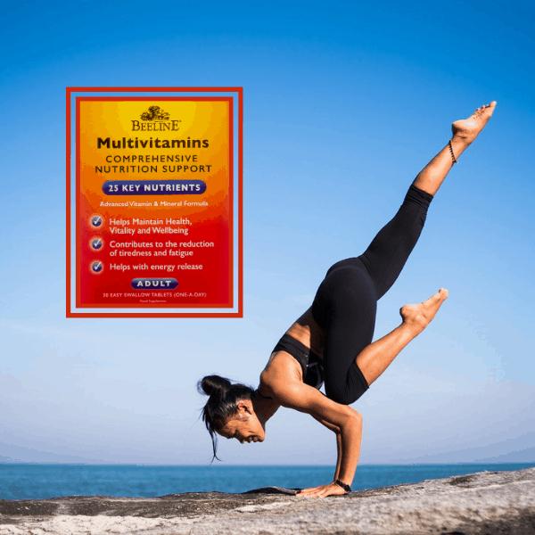 Multivitamins Benefits
