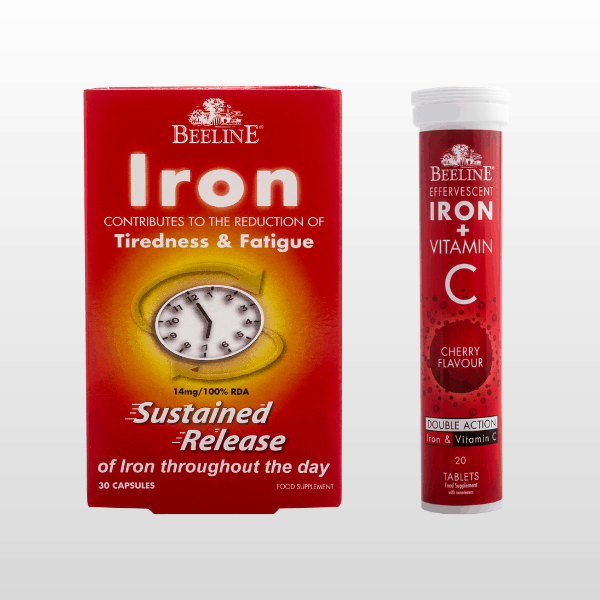 Beeline iron supplements